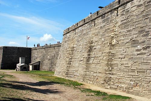 castillo de san marcos.