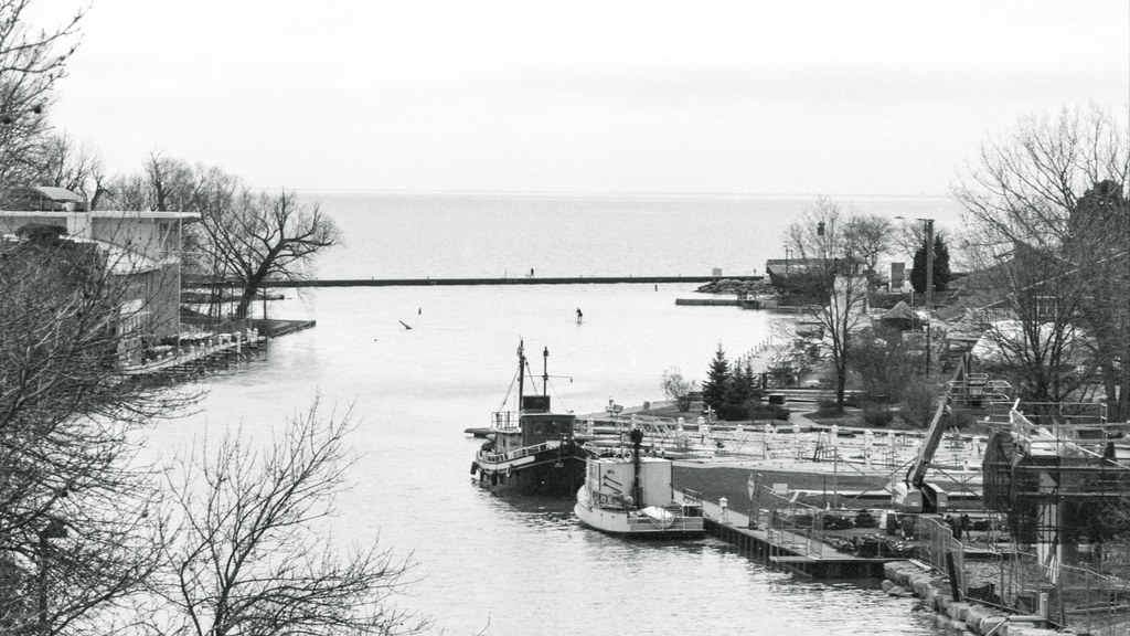 Oakville Harbour