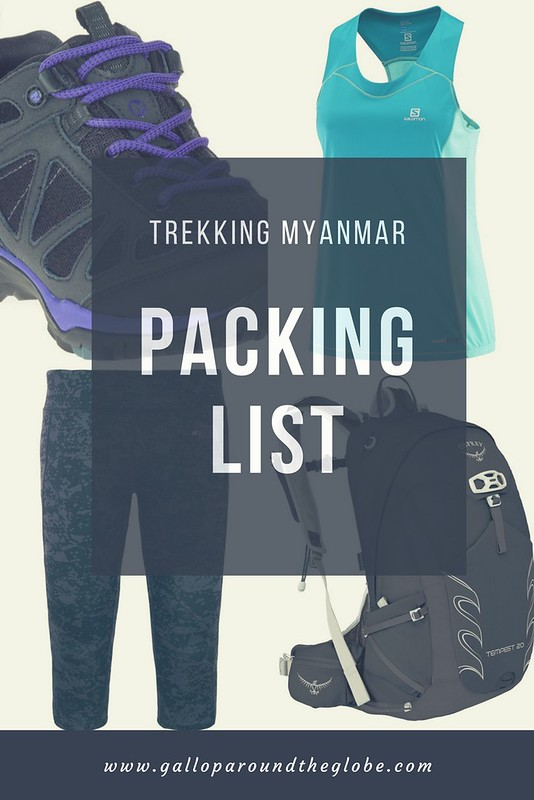 Trekking Myanmar_ A Packing List