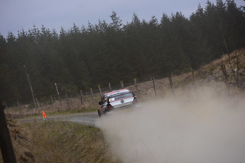 John Morrison - Peter Carstairs, Mitsubishi Evo 9, MSA British Rally Championship, Carlisle 2017