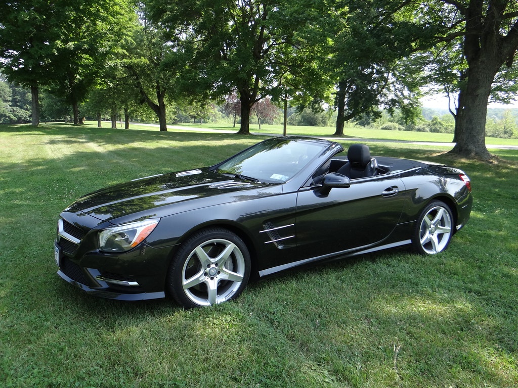 Mercedes benz 2013 sl 550 sl550 magnetite black 4 2013 for Mercedes benz sl550 for sale
