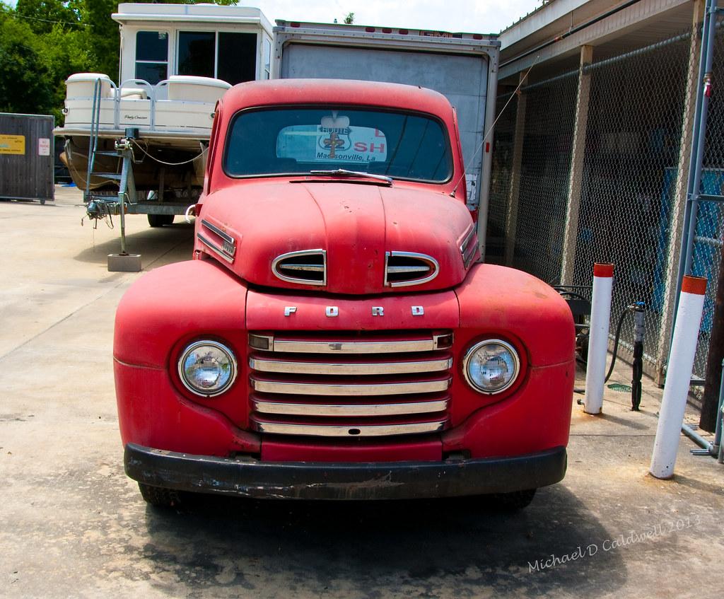 Old Ford Pickup   Michael Banjo   Flickr