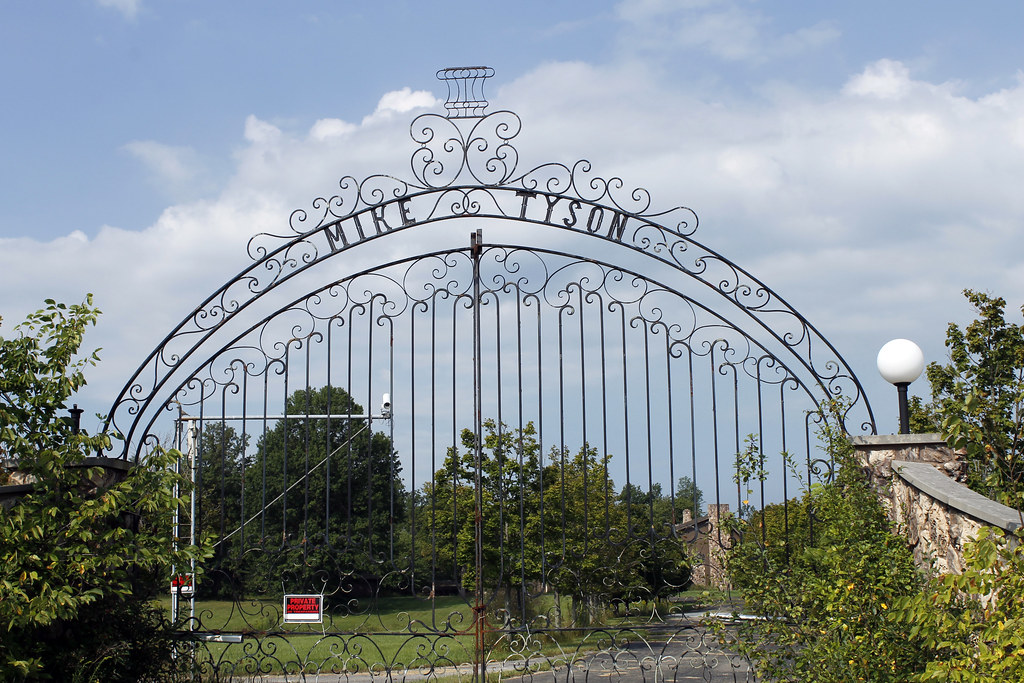 Former Home Of Quot Iron Quot Mike Tyson Quot The Iron Gate And Cr