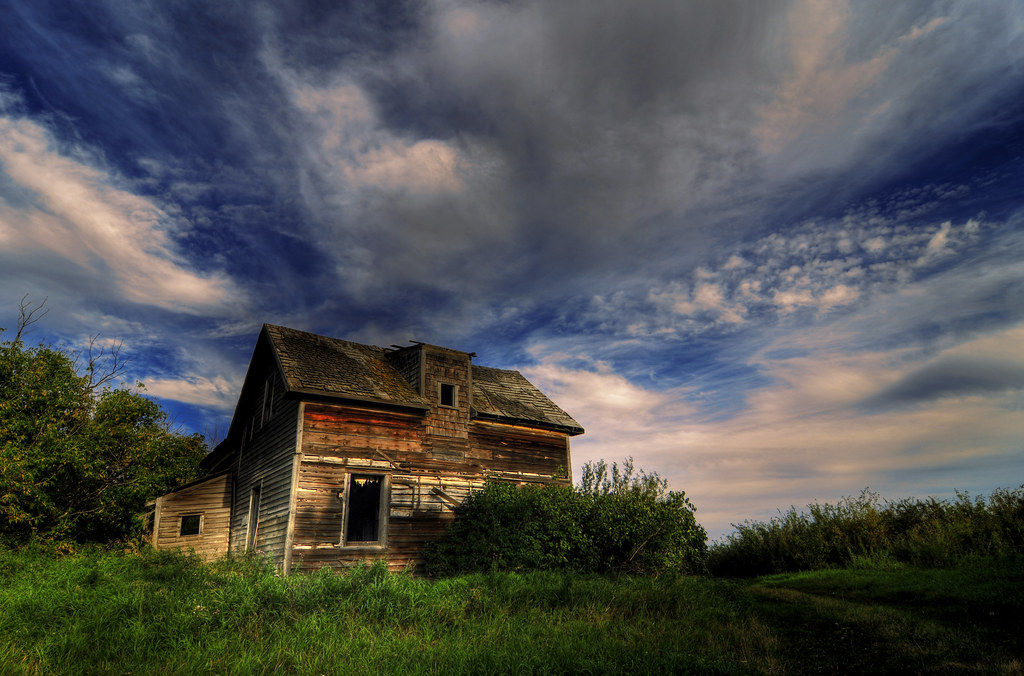 The old homestead | This gem of an old farm home is in the ...