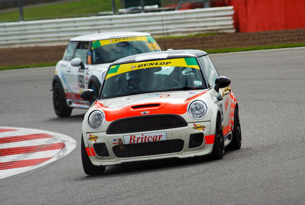 c8216ffcdbe2d ... Britcar 1000km Intersport Mini Cooper (Danny Russel   Robert Taylor    David Ogden)