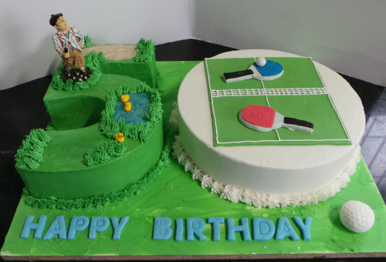 Free Pictures Of Mens Birthday Cakes