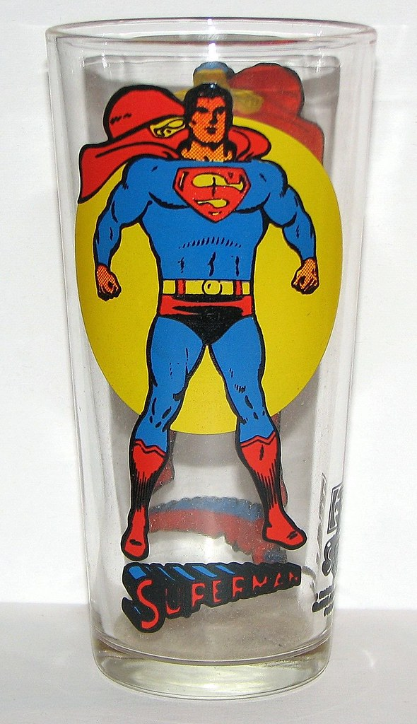 superman_pepsiglass
