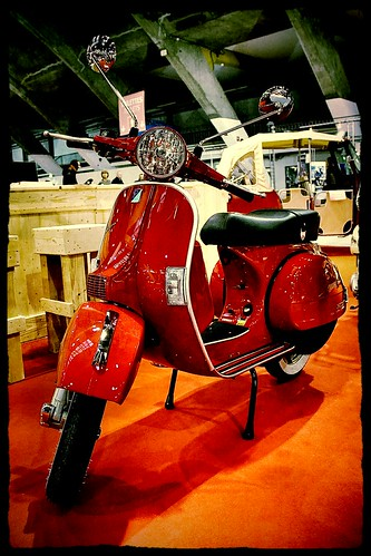 px 125 vespa px 125 au dernier salon auto moto de toulouse flickr. Black Bedroom Furniture Sets. Home Design Ideas