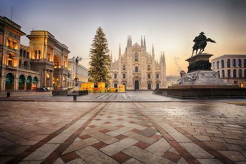 Season's Greetings From Milan