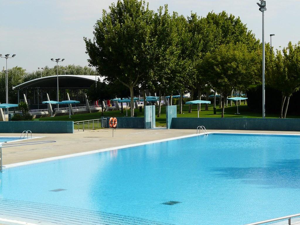 Cdm alberto maestro piscinas ayuntamiento de zaragoza for Piscinas climatizadas zaragoza