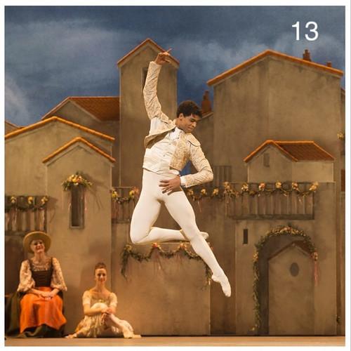 13 December  Carlos Acosta In Don Quixote In October 2013