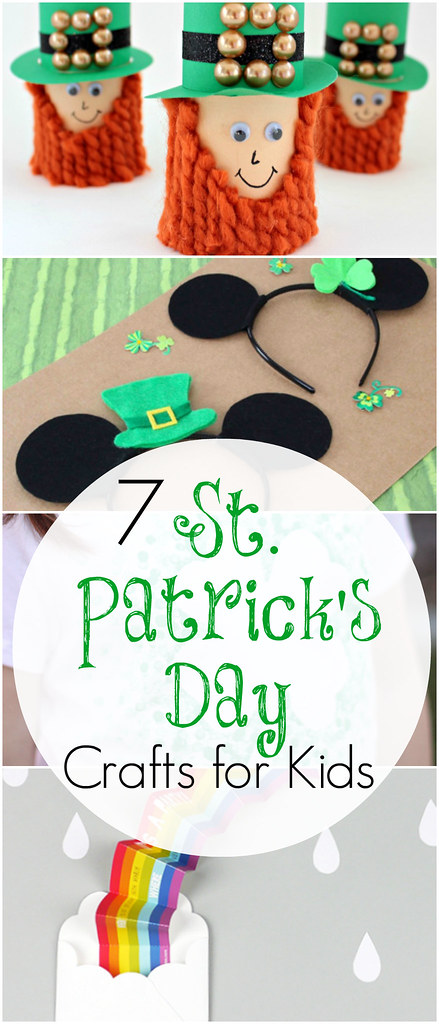 St Patty's Day Kids Crafts