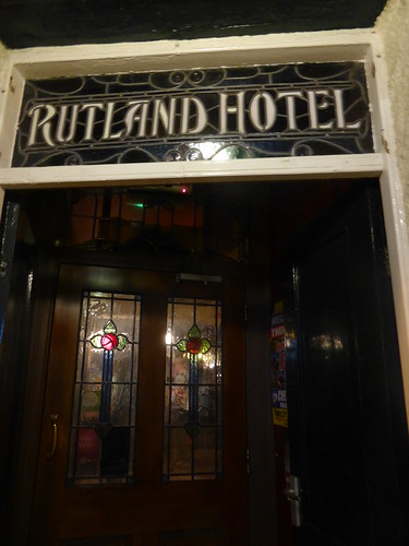 Rutland Hotel, Chesterfield