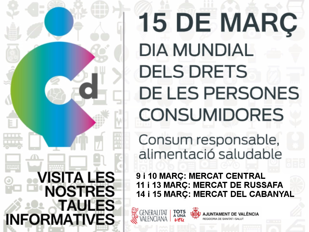 20170309 Dia Mundial dels Drets d eles Persones Consumidores