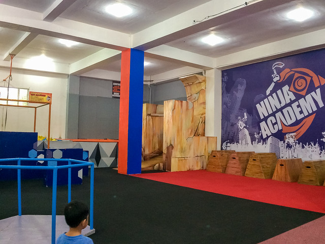 The NIX Stop: Kids train to be Ninjas at the Ninja Academy in Las Piñas