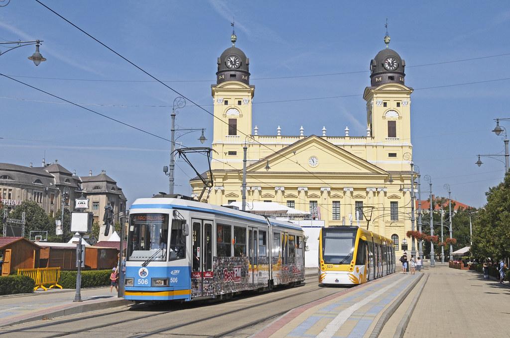 Kossuth ter, Debrecen