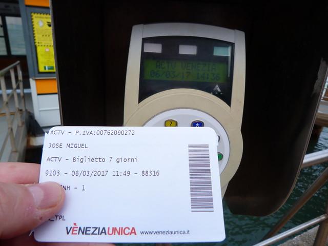 Venecia Unica con transportes para 7 días