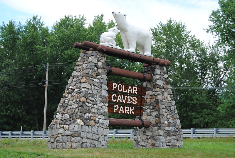 Polar Caves, Rumney, NH