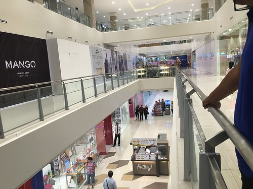 Inside Ayala Mall