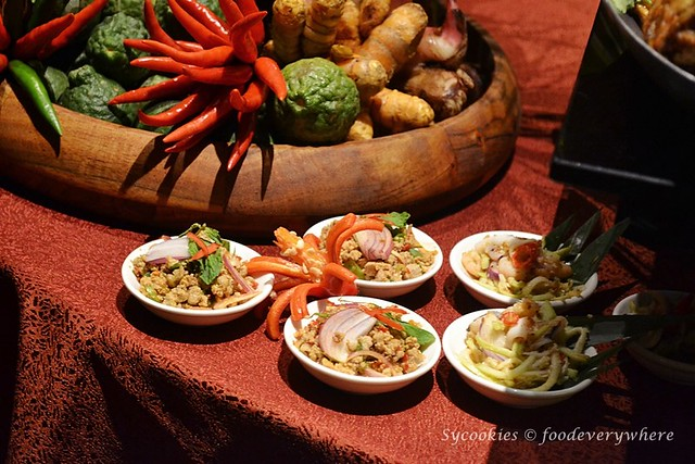 2.Absolute Thai Buffet Dinner at Doubletree Hilton KL