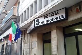 Noicattaro. Polizia Municipale front