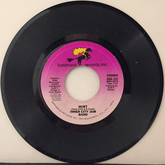 INNER CITY JAM BAND:WHAT I DID FOR LOVE(RECORD SIDE-B)