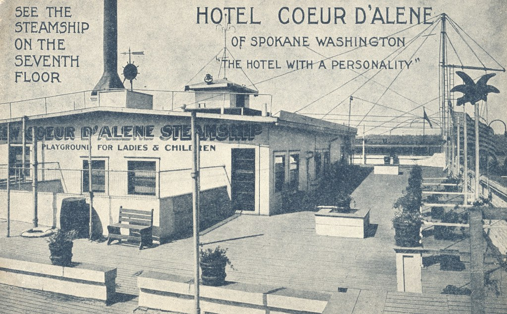 Hotel Coeur d'Alene - Spokane, Washington