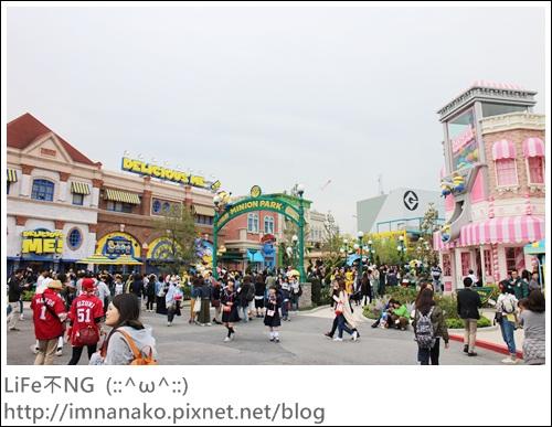 環球影城-小小兵-minions park