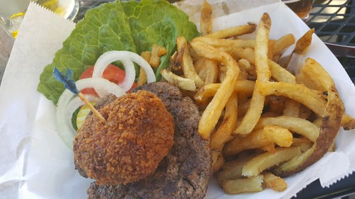 Hulk Smash(burger)