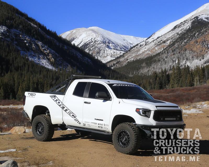 Toytec's Supercharged Tundra