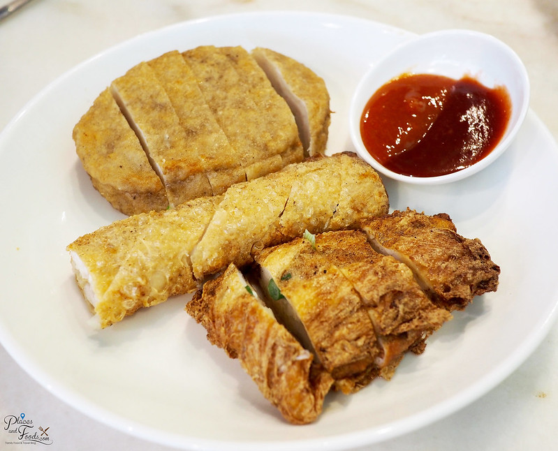 bao wei trio platter