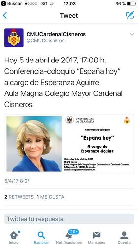 Colegio Mayor Cardenal Cisneros