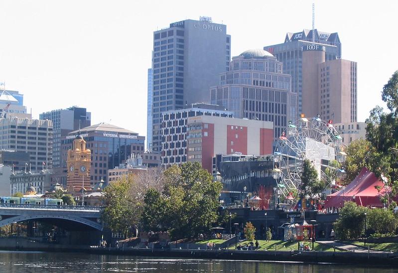 Melbourne, April 2007
