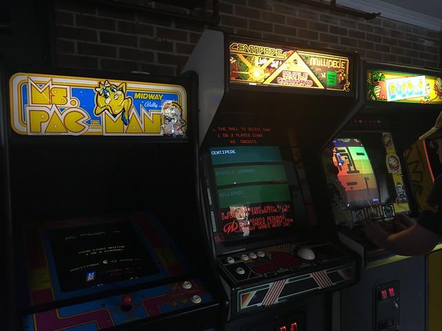 Starport Arcade