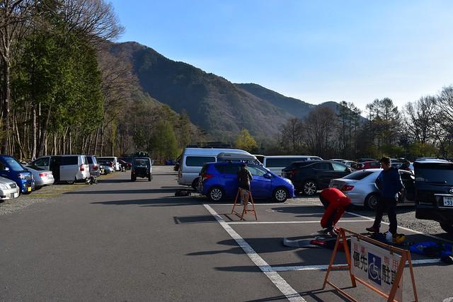 菅ノ台駐車場
