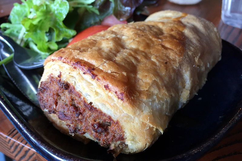 Sausage roll, Bakehouse South Coogee
