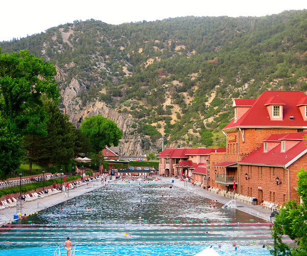 Hot Springs At Hotel Colorado