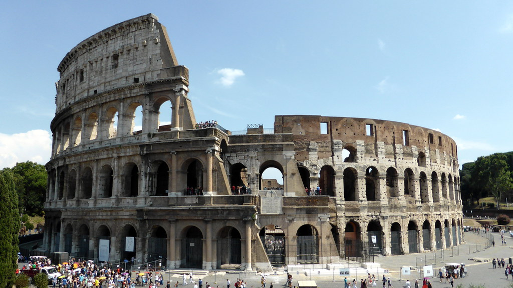 Best Preserved Roman Building