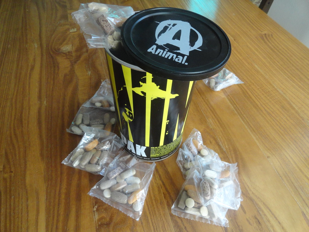 Animal Pak Bodybuilding and Fitness supplement | Read all