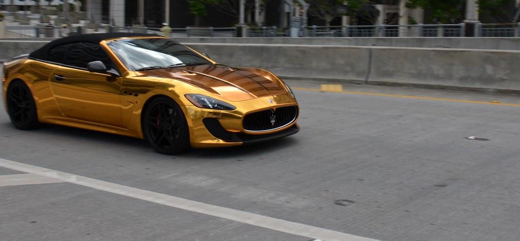 Gold Member's New Ride   2013 Maserati Gran Cabrio MC   Velos ...