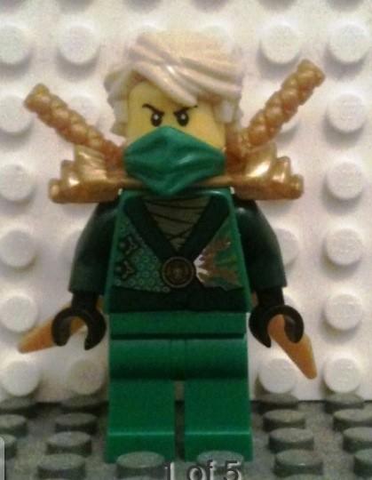 New Lego ninjago LLOYD minifigure on eBay | item mobileweb e