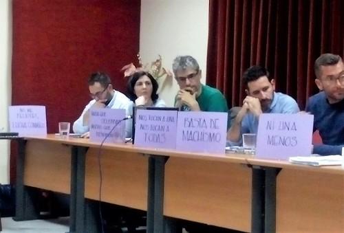 AionSur 32516335003_6a19eea66a_d Aprobada una moción de IU que permitirá poner las cuentas municipales a disposición de Fiscalía provincial Gerena Provincia