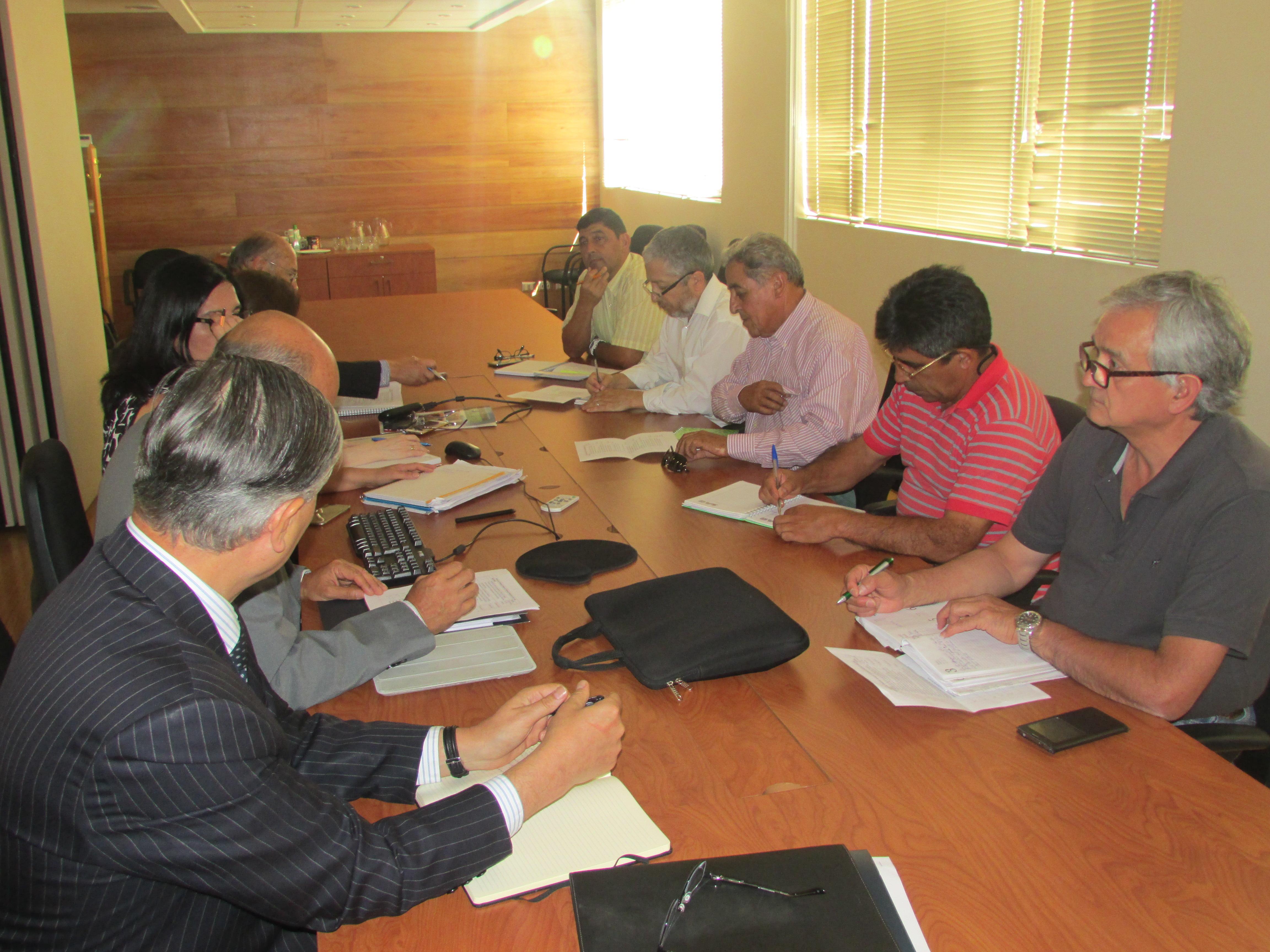Segunda reunión Plan de Trabajo para el Fortalecimiento del SAG - 16 Marzo 2017