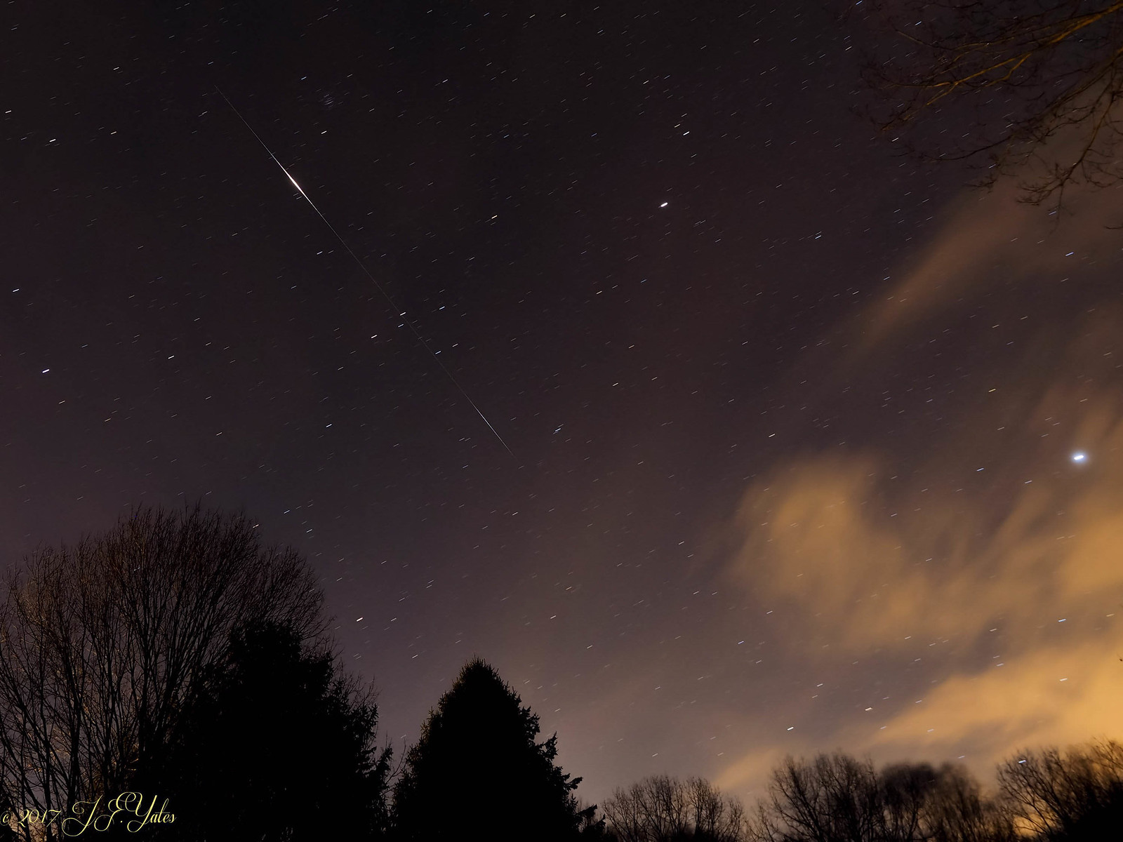 Iridium 46 double flare