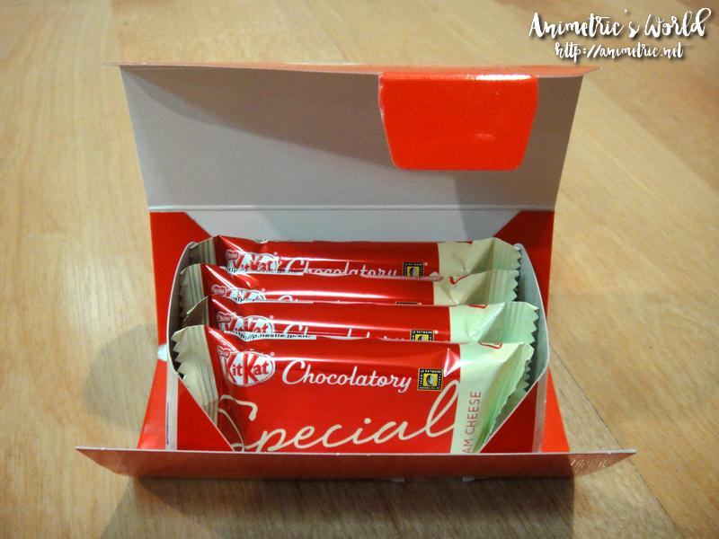 Kitkat Chocolatory Tokyo Japan