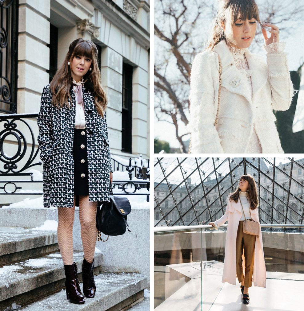 10 Romantic, Feminine Style Fashion Bloggers (Jenny - Margot & Me)