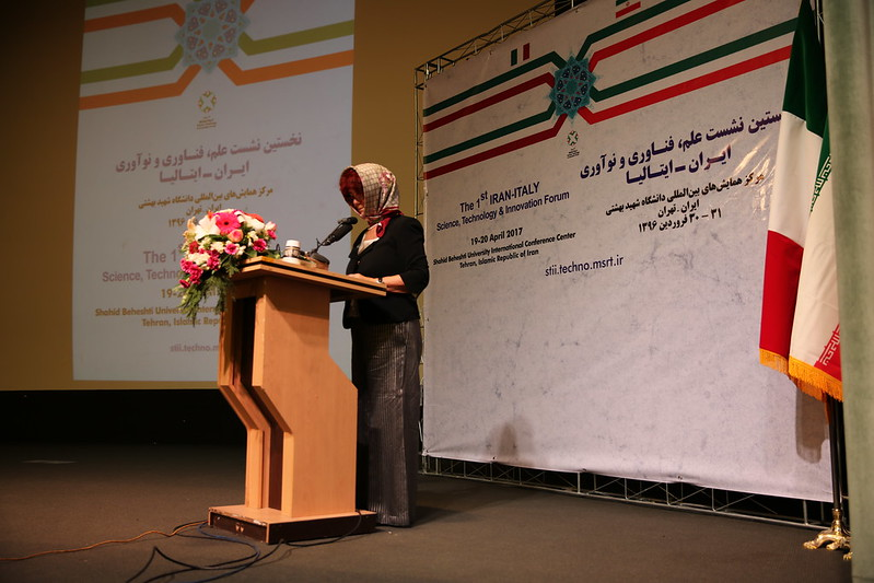 Inaugurato a Teheran l'Iran - Italy Science, Technology and Innovation Forum
