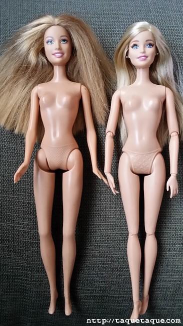 Barbie 2005 y Barbie Style
