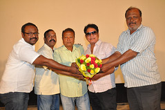 Lanka Movie Trailer Launch Stills