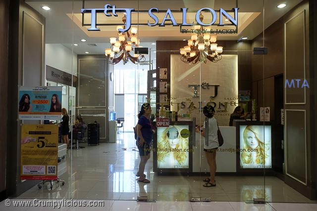 t & j salon lightmall